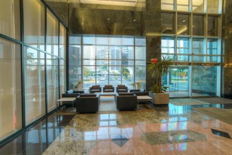 San Juan Office Building Lobby