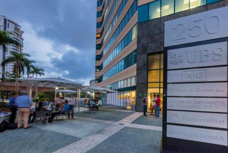 San Juan Office Space After Hours Event