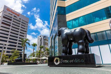 Fernando Botero's Horse Sculpture (2)